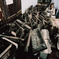 Jan Banning, Type Room