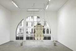 Elaine Cameron-Weir, The removal folded into a compact package and erected to assume a Of all th