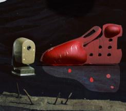 Lucas Blalock, Sharpener and Shoe