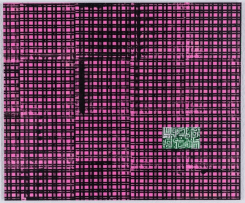 Manfred Schneider, Pink Squares