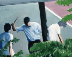 Jisan Ahn, Untitled