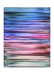 Rob Bouwman, Untitled (p0192020) 80x60cm acrylic/water based primer wood.2020
