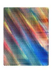 Rob Bouwman, Untitled p022021 65x50cm oil/alkyd wood