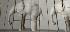 Marja Kennis, Becoming an elephant