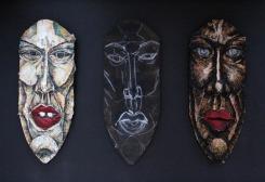 Raquel van Haver, Maskers