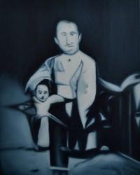 Daniela Schwabe, Probably a man with a child