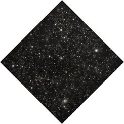 Raquel Maulwurf, Colliding galaxies VIII