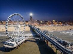 Lars van den Brink, Frozen Time/ de Pier ( Den Haag)