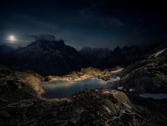 Lars van den Brink, Behind the Day / Lac Blanc