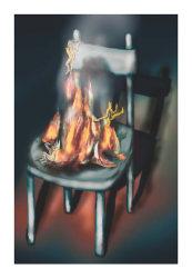 Louisa Gagliardi, The hot seat