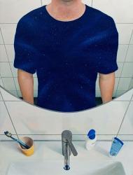 Thijs Jansen, Zelfreflectie in badkamerspiegel