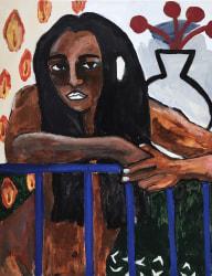 Shirley Villavicencio Pizango, Eyes of Flame