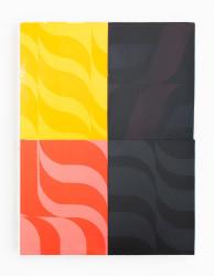 Harry Markusse, Stacked Painting Berlin III