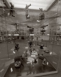 Marc De Blieck, Technik Museum, Kassel, DE, 2015