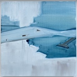 Nanda Runge, Rayleigh blue # 4 (S)