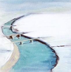 Nanda Runge, Rayleigh blue # 7 (S)