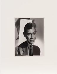 John Stezaker, Marriage (Film Portrait Collage)