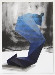 Lenneke van der Goot, Folded Sculpture