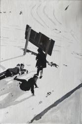 Peter Redert, Sneeuwpret
