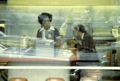 Willy Spiller, Lunch on Broadway, New York
