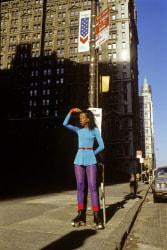 Willy Spiller, Edna on wheels, New York