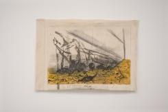 Miguel Ybáñez, Disuelto entre negra tinta y sulfuro de hierro