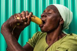 Lola Keyezua, Never Too Old To Cut The Banana When Erected 3
