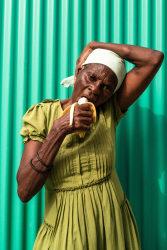 Lola Keyezua, Never Too Old To Cut The Banana When Erected 8