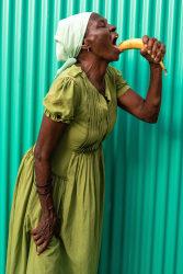 Lola Keyezua, Never Too Old To Cut The Banana When Erected 2