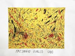 Steven Antonio Manes, Paesaggio Giallo Uno