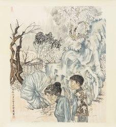 Yun-Fei Ji, Two women