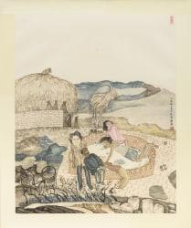 Yun-Fei Ji, The gathering point