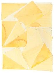 Bettie van Haaster, uit elkaar gevouwen/folded apart