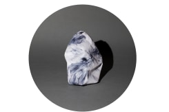 Alexandra Hunts, Meteorite (white&black)