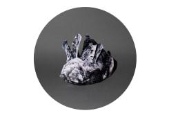 Alexandra Hunts, Meteorite (black&white)