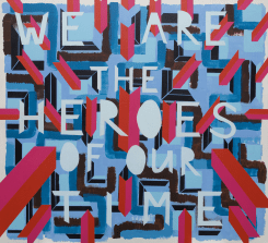Kim van Norren, We are the Heroes of our time (Måns Zelmerlöw, Sweden 2015)