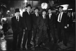 Ed van der Elsken, Yakuza gangsters, Osaka,