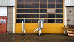 Ricardo van Eyk, Leg Day I & II
