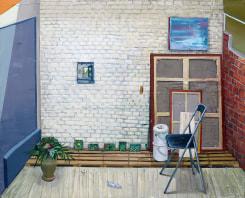 Mathieu Cherkit, Studio