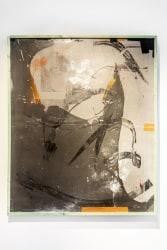 Ayrton Eblé, construction painting: Untitled (Rajput)