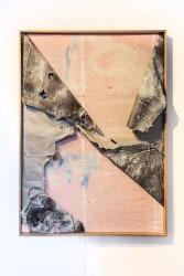 Ayrton Eblé, construction painting: Untitled (17)