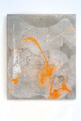Ayrton Eblé, Grijs vlak met oranje