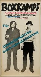 Joseph Beuys, Boxkampf