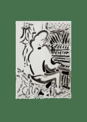 Evert Debusschere, Zonder Titel (Piano)