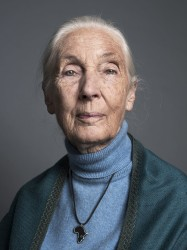 Robin de Puy, Jane Goodall