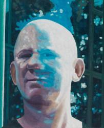 Hans Vandekerckhove, Selfportrait 2