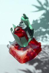 "Thirza Schaap, fuel, from the series ""Plastic Ocean"""