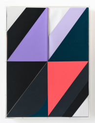 Harry Markusse, Stacked Painting #2