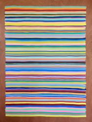 Daan den Houter, Untitled_Stripes_L_0221