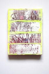 Daan den Houter, Icepainting Untitled #3